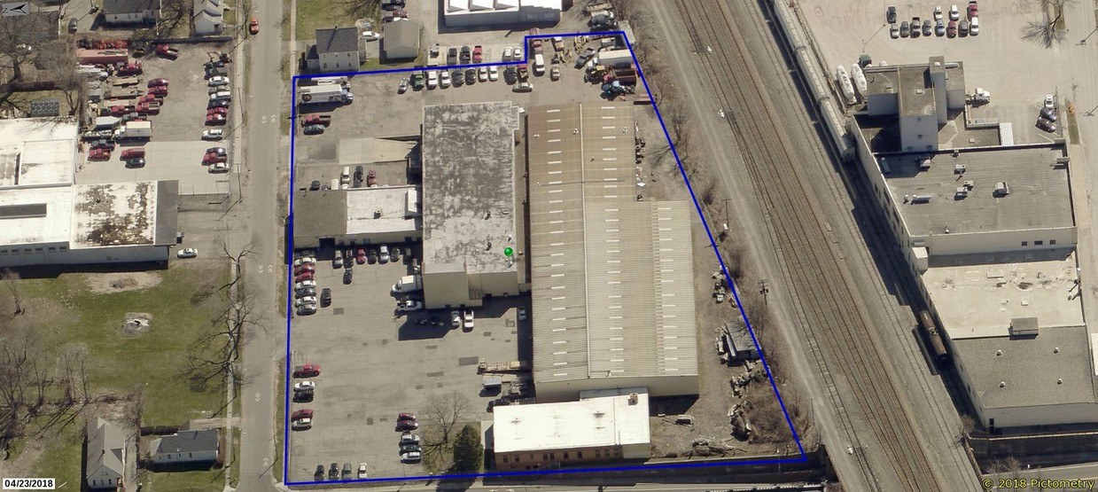 156 Ames, Rochester, New York 14611, ,Industrial,For Lease,Ames,1133