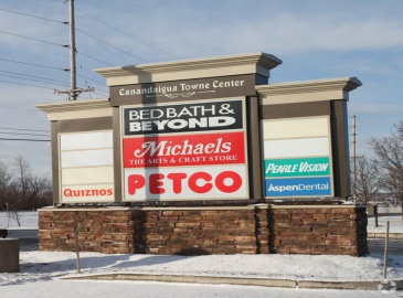 Retail Space for Lease Canandaigua, New York