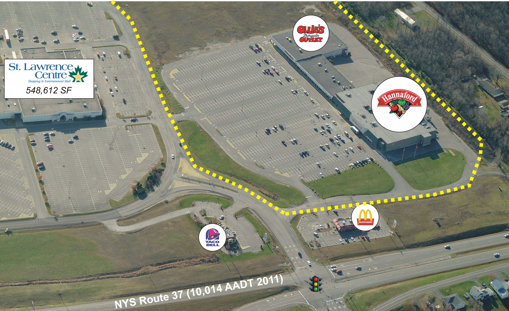 6098-6300 State Highway 37, Massena, New York 13662, ,Retail,For Lease,State Highway 37,1027